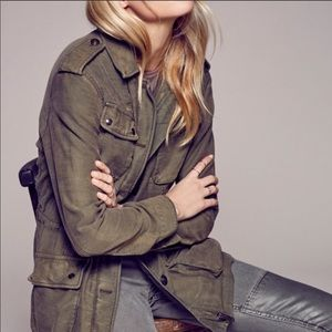 Free People | Not Your Brother's Utility Jacket